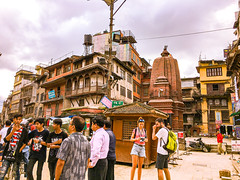 ❤️ Kathmandu, Nepal, 尼泊尔