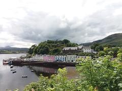 Portree. Isla  de Skye. Escocia (Reino Unido)