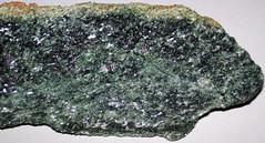 Corundum amphibolite (Chunky Gal Complex, Ordovician, ~458 Ma; Chunky Gal Mountain, Blue Ridge, North Carolina, USA) 2
