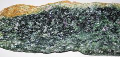 Corundum amphibolite (Chunky Gal Complex, Ordovician, ~458 Ma; Chunky Gal Mountain, Blue Ridge, North Carolina, USA) 3