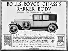 1928 Rolls-Royce 40/50 H.P. Sedanca de Ville