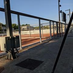 Courts annexes
