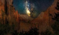 Zion National Park Composite