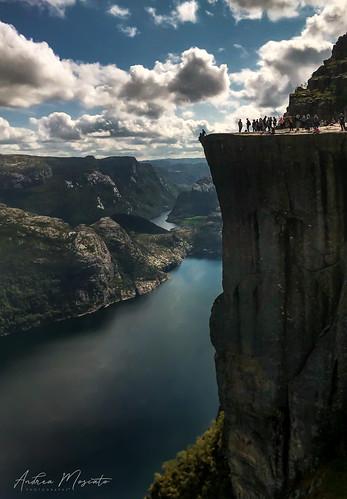 Preikestolen - The Pulpit Rock (Norway)