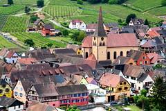 Niedermorschwihr (Alsace)