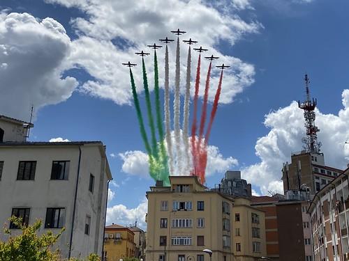 Potenza, Italy, Maggio 2020