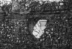 Contax G2 90mm test roll, Roman Wall St Albans
