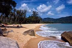 Penang - Teluk Bahang beach (1978)
