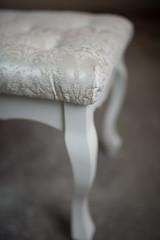 Glamour stool details.