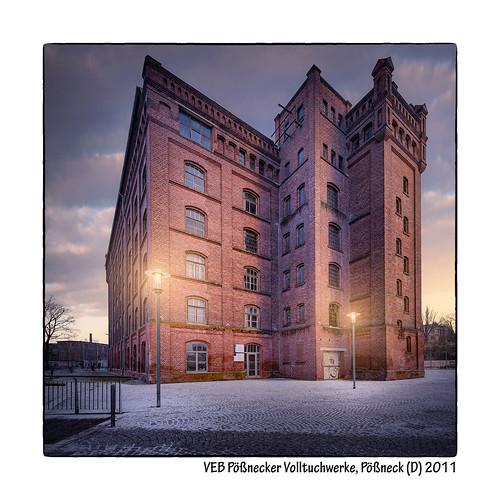 VEB-Pößnecker-Volltuchwerke,-Pößneck-(D)-2011-II