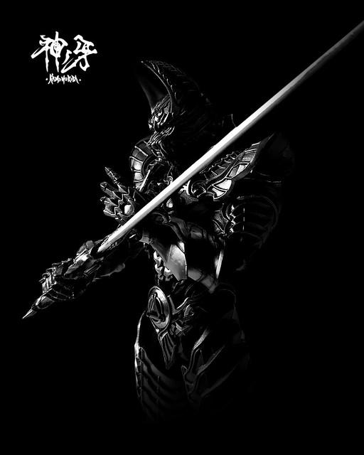 Photo:Makai Kado - Ougon Kishi Garo Shou By Demon1408 78-2