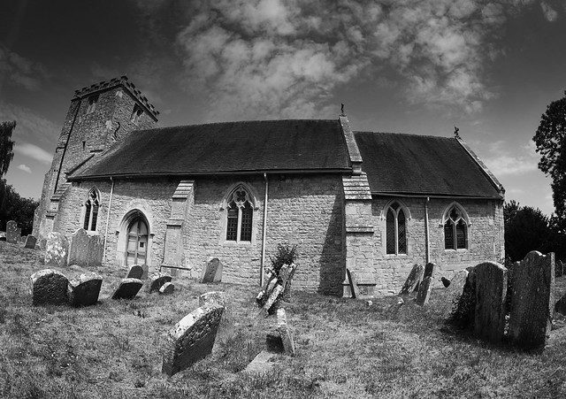 Shabbington Church.