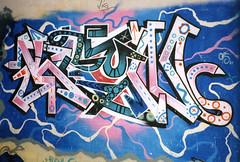 Graffiti Toronto 90's
