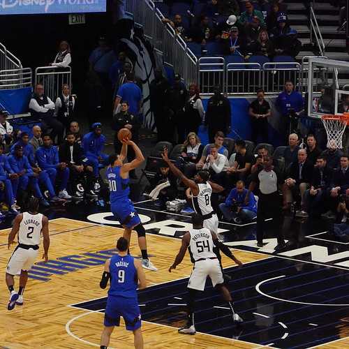 Aaron Gordon Jump Shot