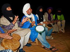 Morocco, Zagora - The sound of the desert - December 2015