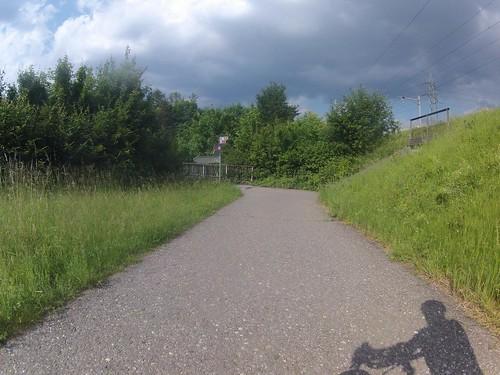 Staffelegg und alter Bernerweg