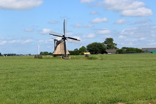 Windmill 'Rispens', Hidaard