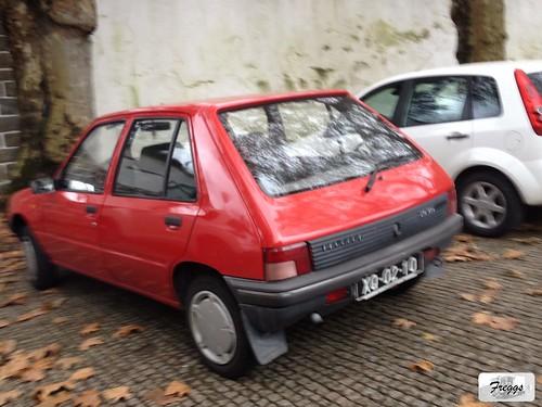 Peugeot 205 - Santa Maria da Feira
