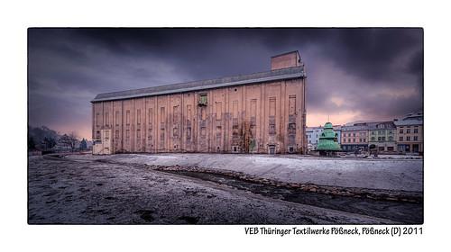 VEB-Thüringer-Textilwerke-Pößneck,-Pößneck-(D)-2011