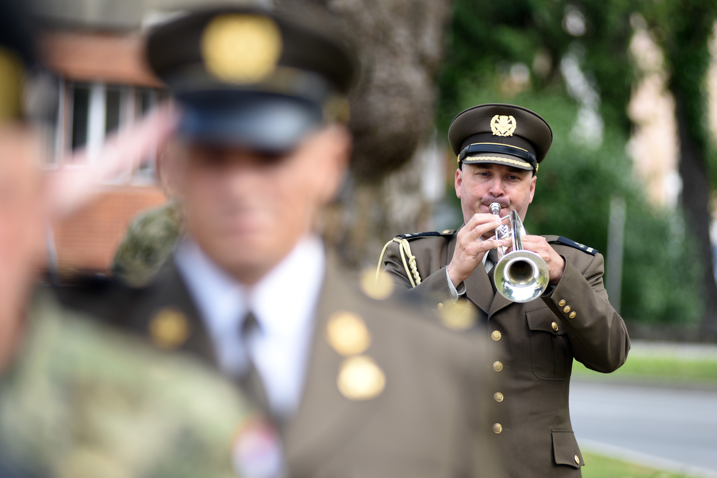 U Karlovcu obilježen Dan Hrvatske kopnene vojske