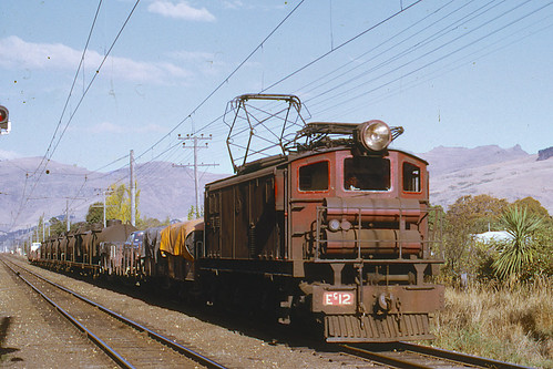 Ec12 at Ensors Rd in April 1969