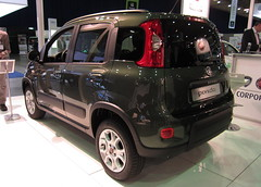 Fiat Panda Trekking Natural Power