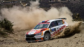 2020 WRC Rally Mexico