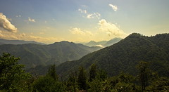 Ajaria Mountains, Chinkadze Mountain Trail, Georgia