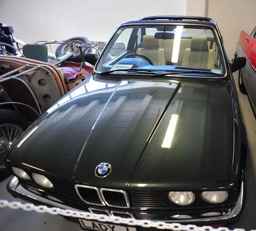 1985 BMW 320i Baur E30 cabriolet