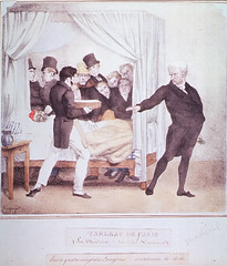 Tableau de Paris: La Medecine dans le Hopital