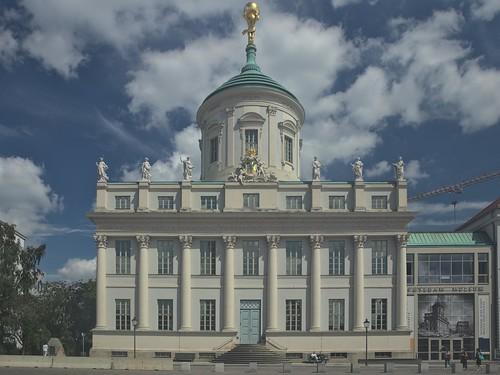 2018-08-10 DE Potsdam, Alter Markt, Am Alten Markt, Altes Rathaus, Potsdam Museum