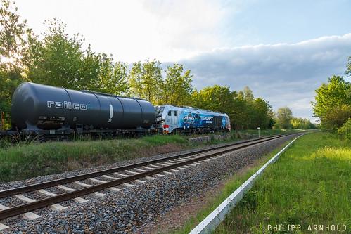 BSAS Stadler Eurodual 159 208 Kesselwagenzug Halle-Trotha (IMG_5467-2)