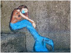 The Little Mermaid of Lockdown