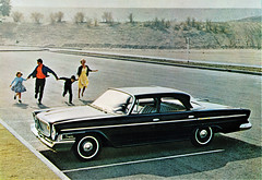 1962 Chrysler Newport 4-Door Sedan