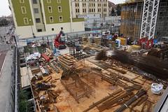 Construction @ Torre Unipol @ Zona Garibaldi @ Porta Nuova @ Milan