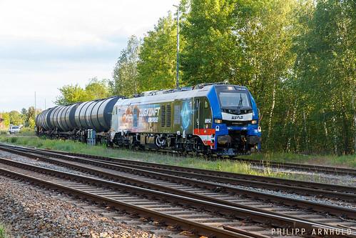 BSAS Stadler Eurodual 159 208 Kesselwagenzug Halle-Trotha (IMG_5473-2)