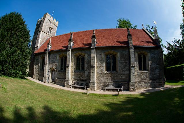 Rycote Chapel.