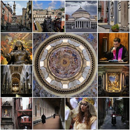 Naples is Italy's raw masterpiece