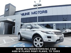Pre-owned luxury auto dealer in Plano Texas