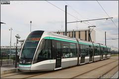 Alstom Citadis – RATP (Régie Autonome des Transports Parisiens) / Île de France Mobilités n°717