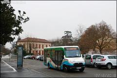 Vehixel Cityos 4/34 – SPL D'un Point À l'Autre / Le Sulpicien n°307