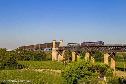 30 mai 2020 B 81701-81599 Train 772990 Bordeaux-St-Jean -> St-Mariens-St-Yzan Cubzac-les-Ponts (33)