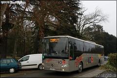 Mercedes-Benz Intouro – SPL D'un Point À l'Autre / liO (Lignes Intermodales d'Occitanie) n°156