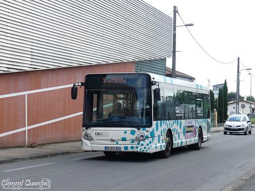 HEULIEZ GX 127 L - 9557 - Transdev Urbain Libournais