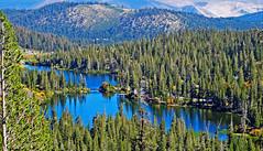 Sierra Nevada View, Twin Lakes, CA 2015