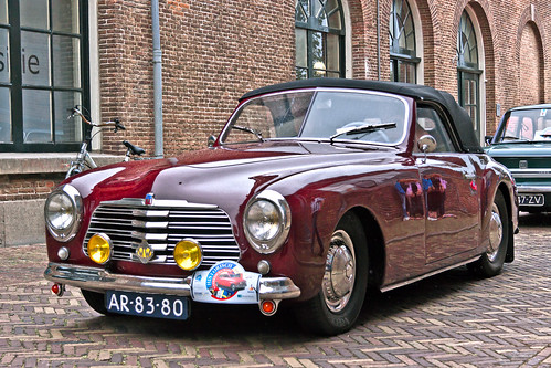 SIMCA 8 Sport Decapotable 1951 (8079)