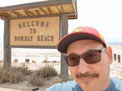 Bombay Beach and Salton Sea