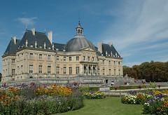 2010.08 ILE DE FRANCE - Château de VAUX LE VICOMPTE