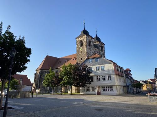Oschersleben - Marktplatz