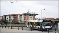 Heuliez Bus GX 317 – Tisséo n°9927